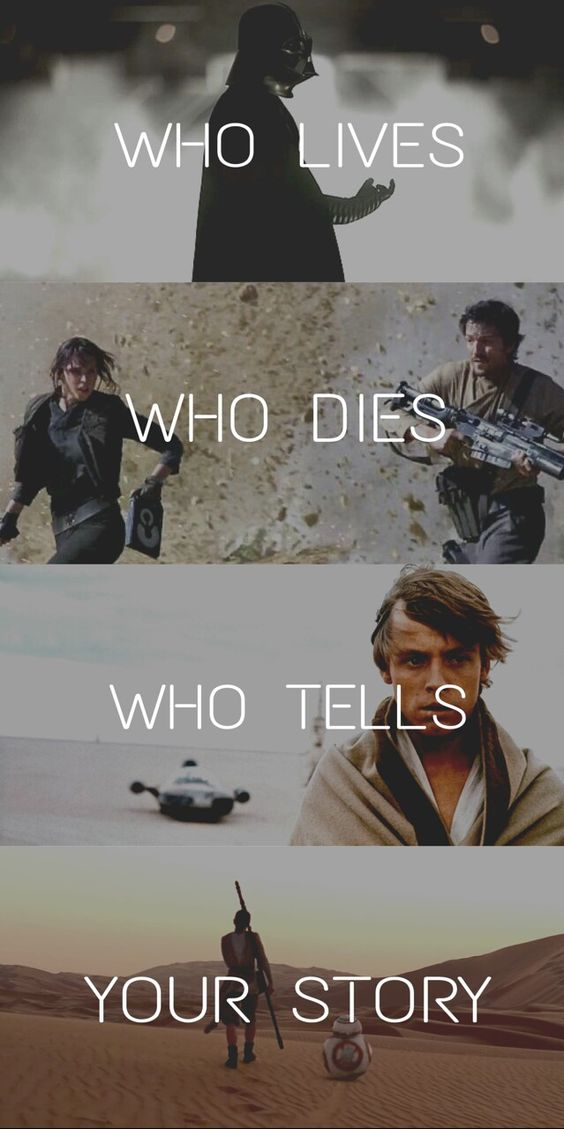 Star Wars | Rogue One | The Force Awakens | RebelCaptain tumblr: