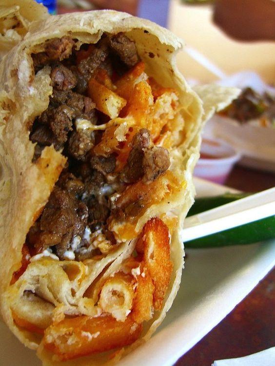 SF Mission Burritos Better Than SD California Burritos