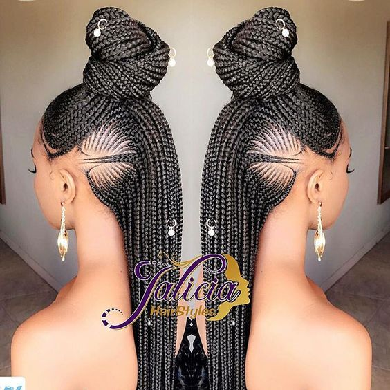 20 Cornrows With Beads For Adults With Images African Braids