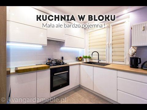 3 Jak Urzadzic Mala Kuchnie Kuchnia Na Wymiar Avangarda Meble Youtube Kitchen Home Decor Home