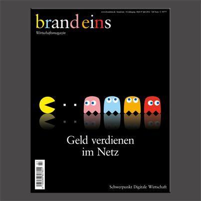 Brand eins 7-2012 >>   Geld verdienen im Netz  >> Schwerpunkt Digitale Wirtschaft