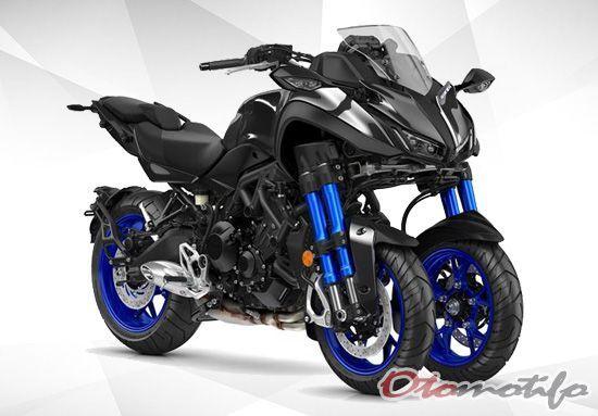 Harga Yamaha Niken 2020 Motor Roda Tiga Yamaha Tercanggih