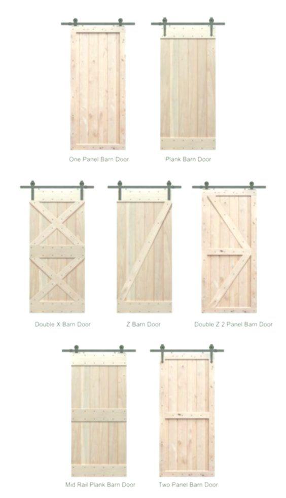 Knotty Alder Barn Door Styles In 2020 Door Design Sliding Closet Doors Barn Door