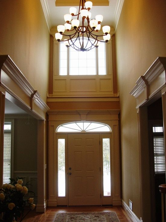 Story Foyer Molding : Story foyer design pictures remodel decor and ideas