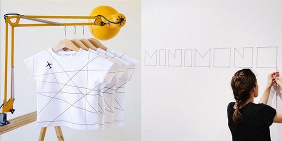 Camisetas Minimono, prendas de algodón para bebés y niños con diseños increíbles, ¡made in Barcelona! #minimono #minimonotshirts #moda #niños #fashion #kids #Barcelona
