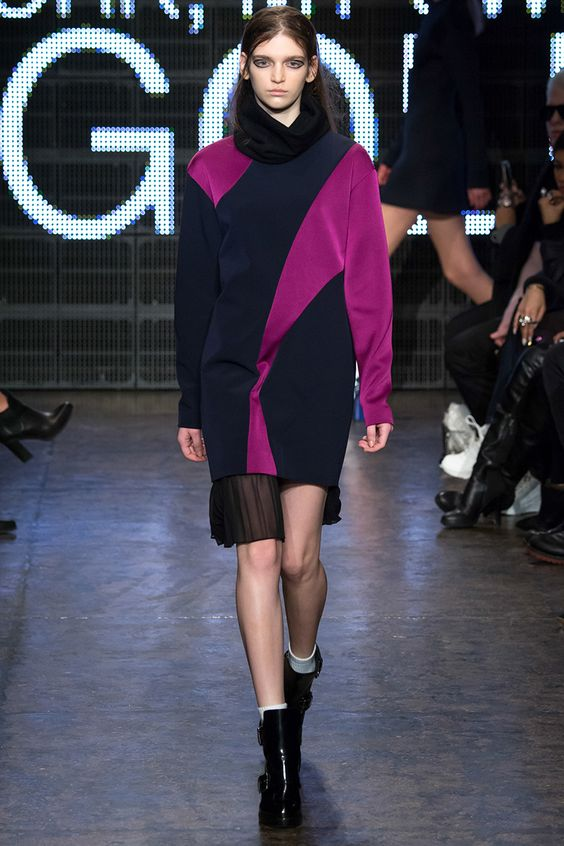 DKNY Fall 2015 RTW Runway – Vogue