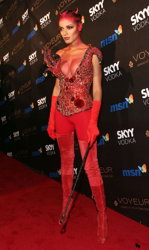 Selita Ebanks - Devilish Diva