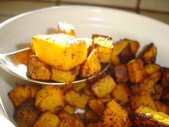 Weight Watchers Roasted Butternut Squash (4)