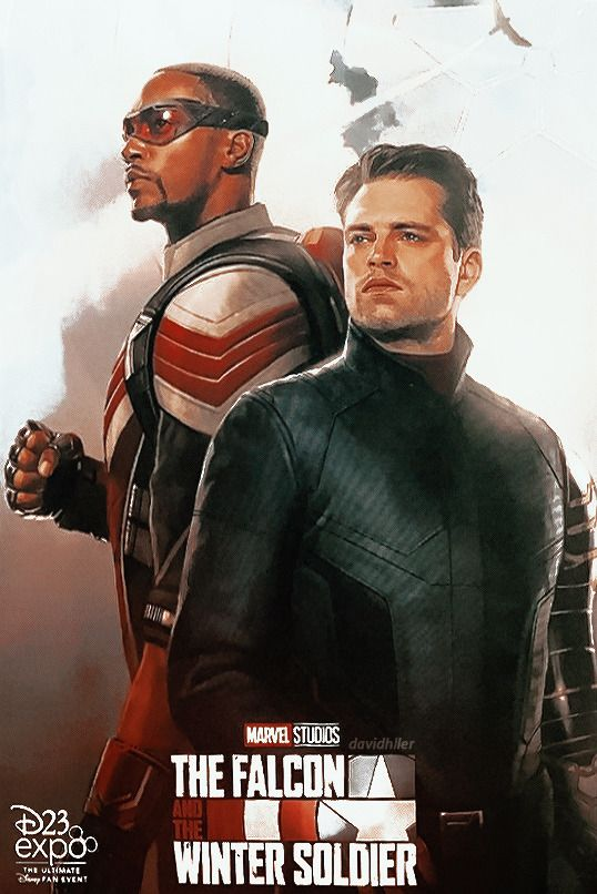 Short Hair Bucky Enthusiast Sbastianstan First Official Poster For The Marvel Dc Movies Marvel Superheroes Marvel Tv