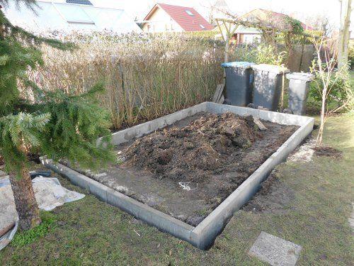 Gartenhaus Selber Bauen Fundament Gartenhaus Selber Bauen Garten Gartenhaus