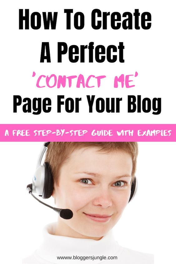 Are you one of those who doesn't have a contact me page? what are you waiting for? Don't wait for your blog to grow, learn how to create a perfect contact page