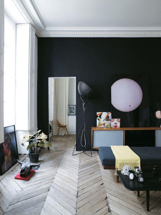Le charme de la décoration parisienne - Frenchy Fancy