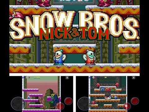 Snow Bros: Nick and Tom - Play Game Online - Arcade Spot | Play game  online, Games to play, Online games