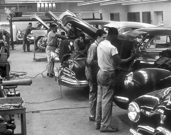 Auto Mechanic Part Time Jobs And Old School On Pinterest