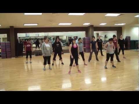 Zumba Warm-up (Anthem) Pitbull - YouTube