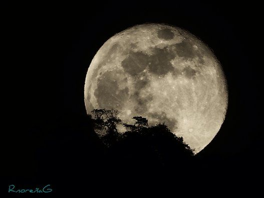 Tercera superluna del verano: las mejores fotos de la luna de septiembre (FOTOS)