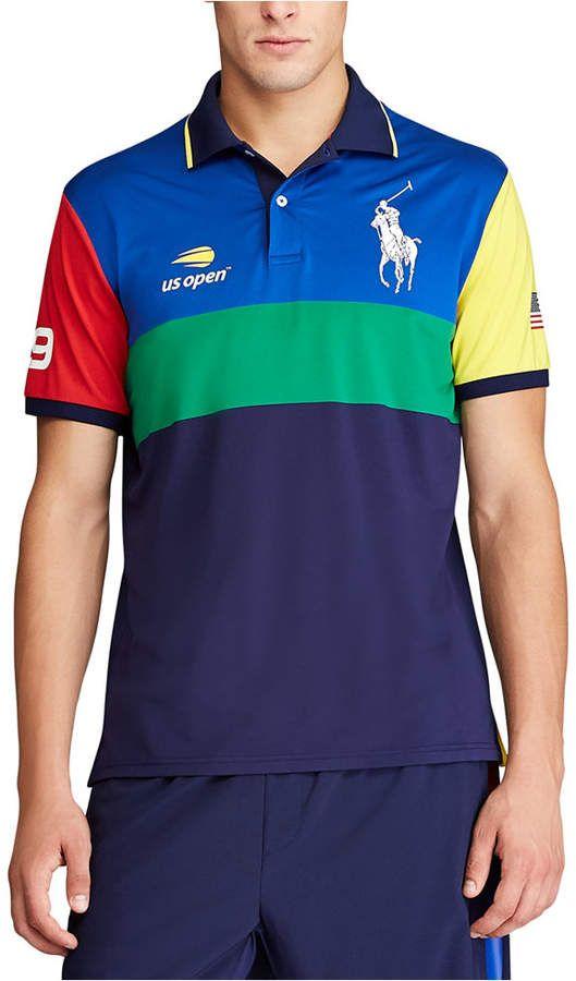 Polo Ralph Lauren Men Us Open Ball Boy Polo Shirt | Polo ralph ...