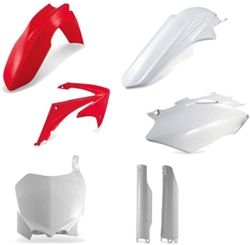 Acerbis 2015 Honda Full Plastic Kit at Motocrossgiant. Motocrossgiant offers a wide selection of motocross gear, cheap bike parts , apparel and accessories with free shipping.