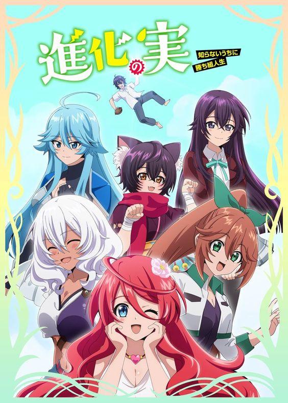 Anime Truyền Hình Shinka no Mi Tiết Lộ Video Quảng Cáo Mới, Ra Mắt Ngày 4 Tháng 10