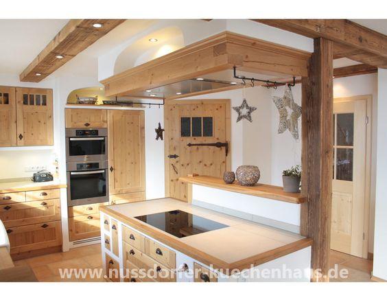 nussdorfer k chenhaus k chen im landhausstil altholzk che vom nussdorfer k chenhaus. Black Bedroom Furniture Sets. Home Design Ideas