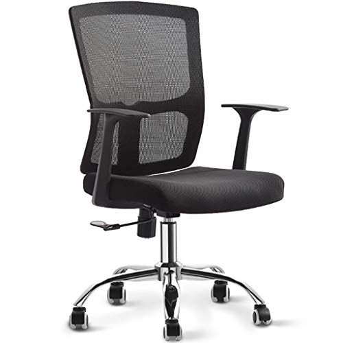 Zbgy Ergonomic Office Chair Desk Chair Mesh Computer Chair With