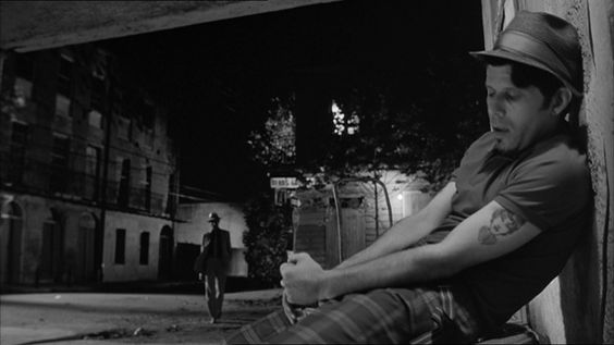 Down By Law. Directed by Jim Jarmusch.