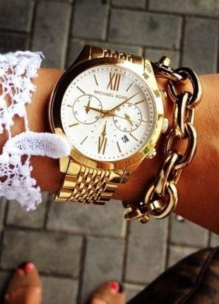 Michael Kors Watch - Brookton, Gold