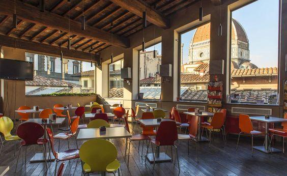 Caffetteria delle Oblate: Bar, caffe, brunch, pranzo, merende, aperitivi, dopocena e cene speciali in un locale unico e inimitabile, in una cornice di straordinaria bellezza