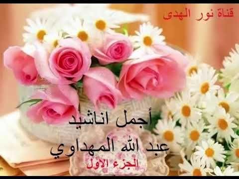 اجمل اناشيد عبد الله المهداوي Youtube Flowers Rose
