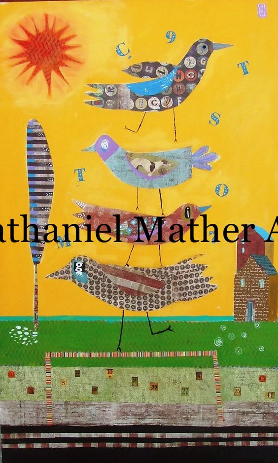 New Work - Nathaniel Mather