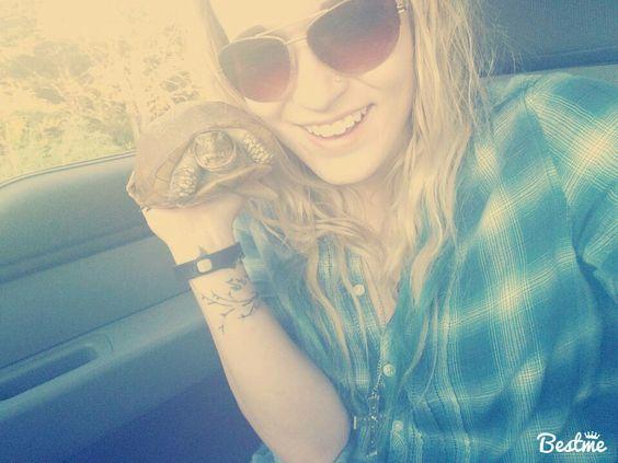 UPDATE: I found a turtle.