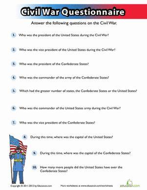 Civil War history essay question?