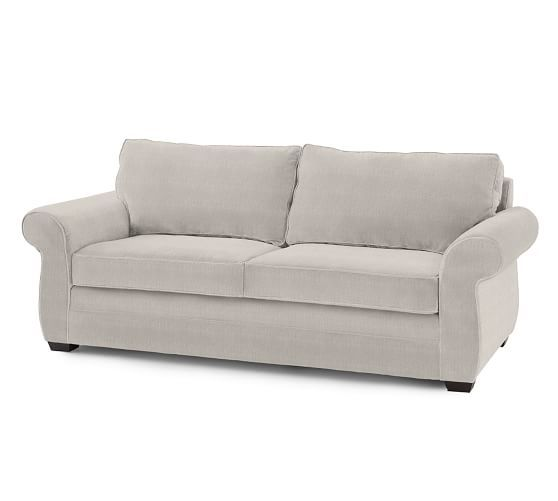 Pearce Upholstered Grand Sofa Down Blend Wrapped Cushions