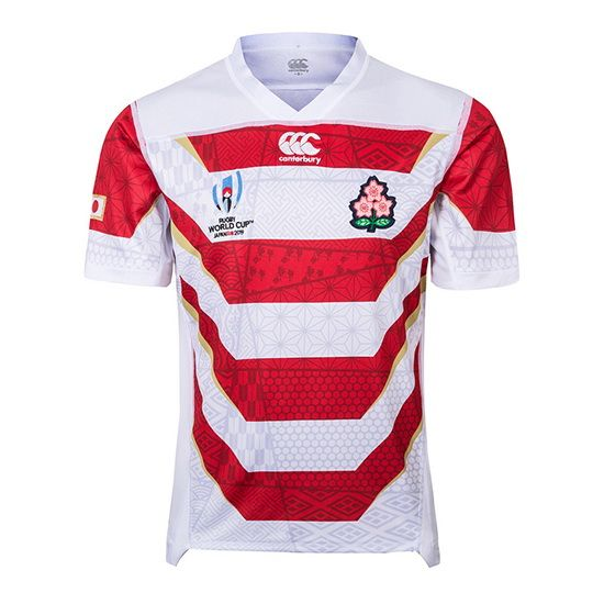 Camiseta Rugby Japon Rwc 2019 Rugby Jersey Rugby Union Teams Rugby Shirt