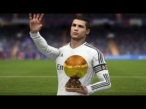 Fifa 16 Cristiano Ronaldo Ballon D Or 2014 Tribute Youtube In 2021 Cristiano Ronaldo Ronaldo Fifa