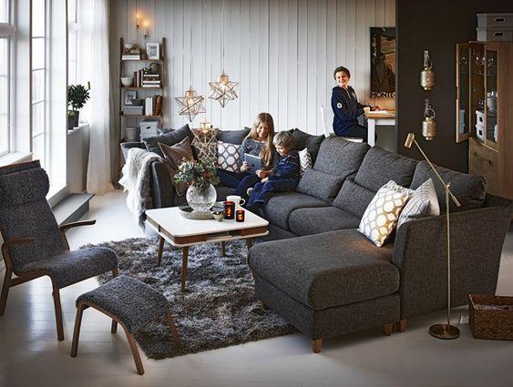 schäslong soffa ~ highlands on pinterest