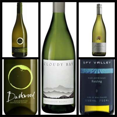 Food + Wine Series: New Zealand Sauvignon Blanc: New Zealand Wine, Fine Wine, Sauvignon Blanc