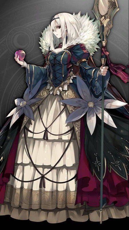 毒林檎の王妃 キャラクター イラスト グリムノーツ イラスト