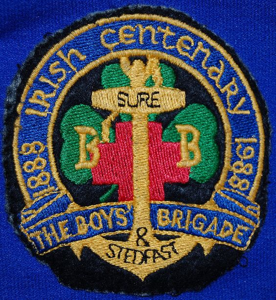 The Boys' Brigade Irish Centenary.