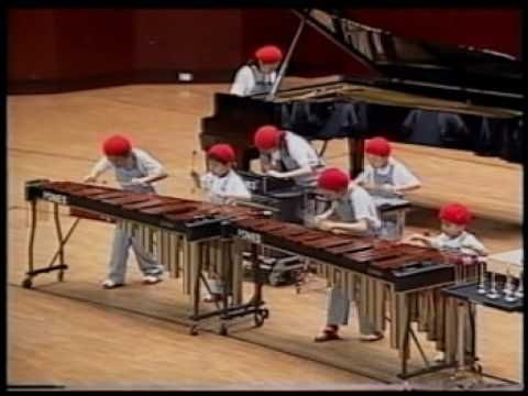 Marimba Ponies- From Spring