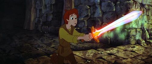Taran and the Black Cauldron  Watched it with my love :-) 26-07-2013