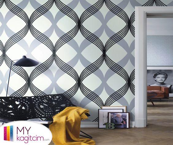 İyi bir duvar kağıdı tercihi, etkilenmiş bakışları beraberinde getirir.