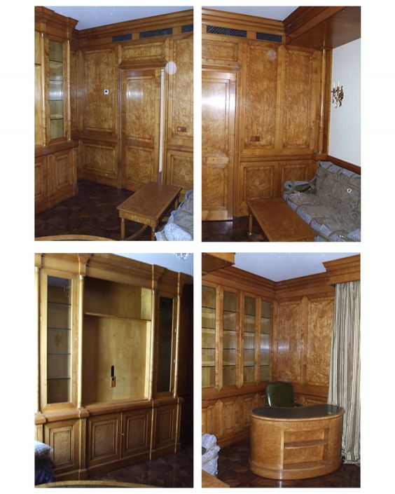 Exceptional Titchmarsh And Goodwin Handmade English Furniture   Architectual Joinery U0026  Panelling/Study U0026 Library Karelian