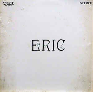 Eric (188) - Eric (Vinyl, LP, Album) at Discogs