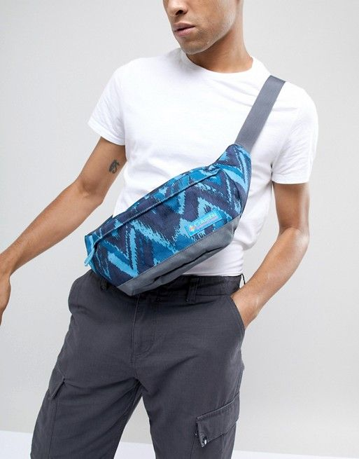 Columbia Urban Uplift Lumbar Bag in Beta Print