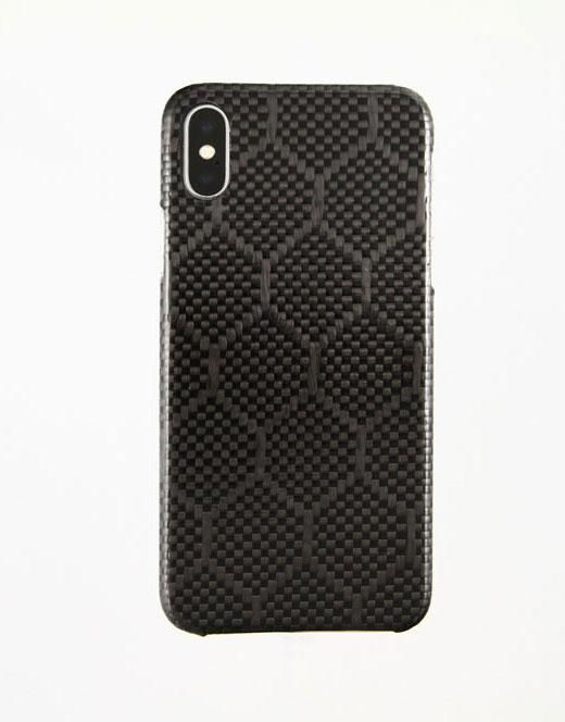 Iphone X Honey Comb Carbon Case Case Iphone Cases Iphone Phone Cases