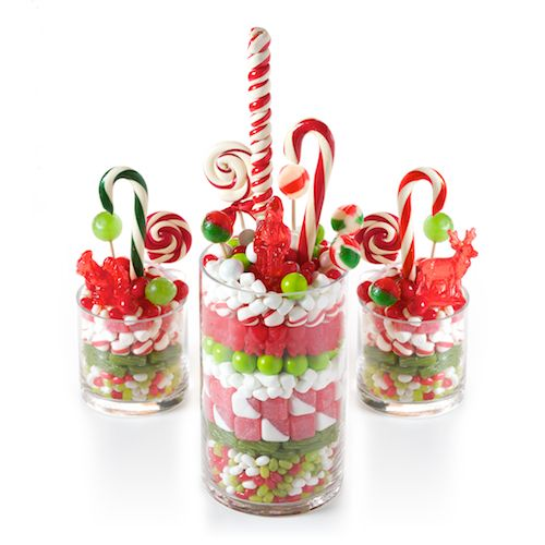 Candy centerpieces and on pinterest