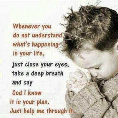 Afbeeldingsresultaat voor God has a reason