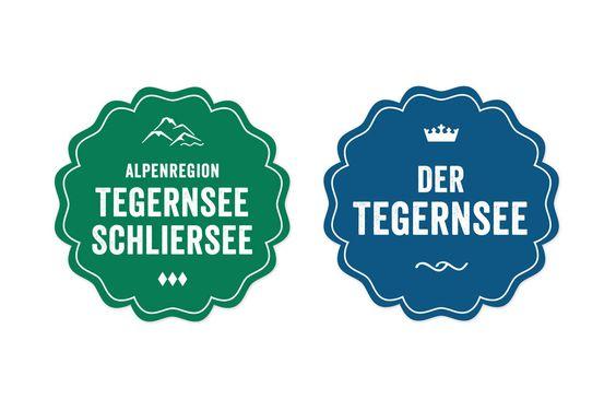 Alpenregion Tegernsee Schliersee - Markenauftritt und Kommunikationskonzept | Marken- und Design-Agentur Zeichen & Wunder | Corporate Design CD | Corporate Identity CI | Messe Retail PoS