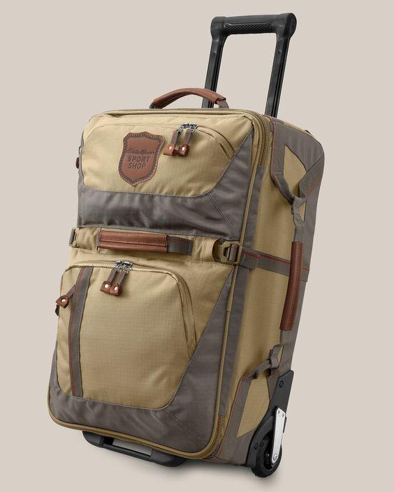 Adventurer® Medium Rolling Bag -- Eddie Bauer